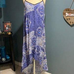 NWT city chic high low dress